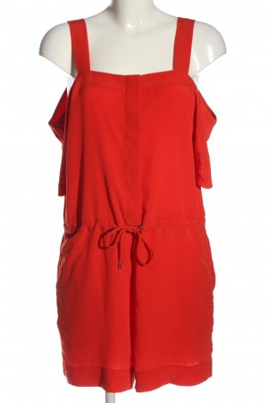 Monki Jumpsuit rot Casual-Look