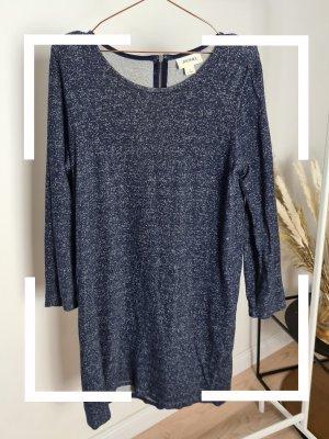 Monki Kleid, blau meliert, Gr. S