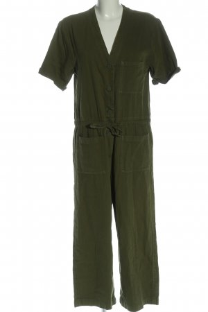 Monki Langer Jumpsuit khaki casual look
