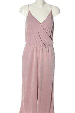 Monki Langer Jumpsuit pink Casual-Look