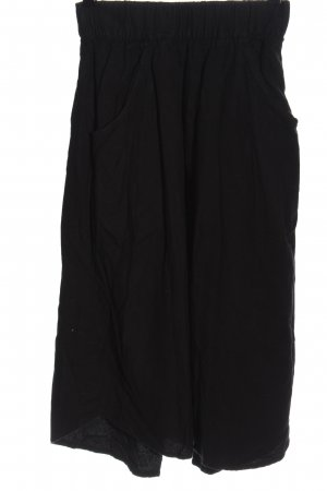 Monki Midirock schwarz Casual-Look