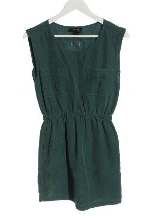 Monki Mini Dress turquoise casual look