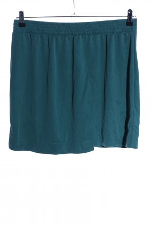 Monki Minirock blau Casual-Look