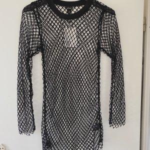 Monki - Netzpullover / Shirt in XS
