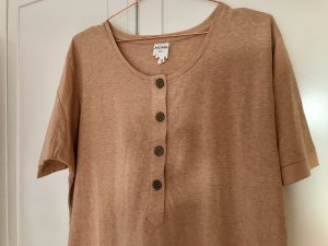 Monki Top extra-large abricot