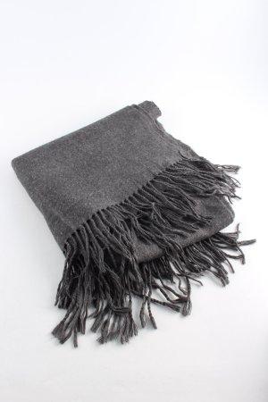 Monki Pashmina grigio chiaro puntinato stile casual