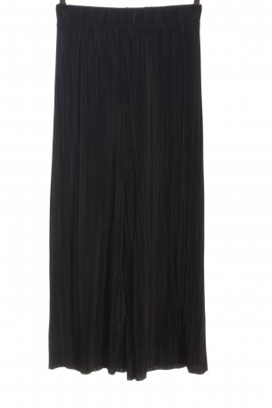 Monki Pleated Trousers black casual look