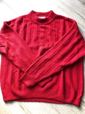 Monki Pullover in schönem Rot Grösse S