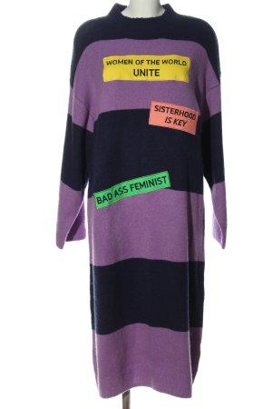 Monki Pulloverkleid Motivdruck Casual-Look