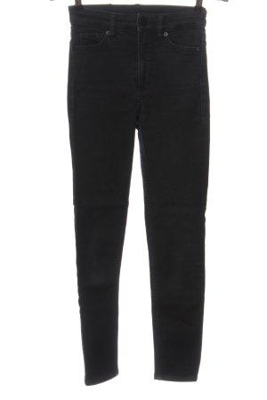 Monki Tube Jeans black casual look