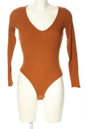 "Monki Body ""W-lx8xlh"" arancione chiaro"
