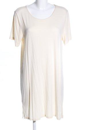 Monki Shirtkleid wollweiß Casual-Look