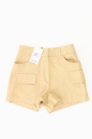 Monki Shorts braun Größe 36