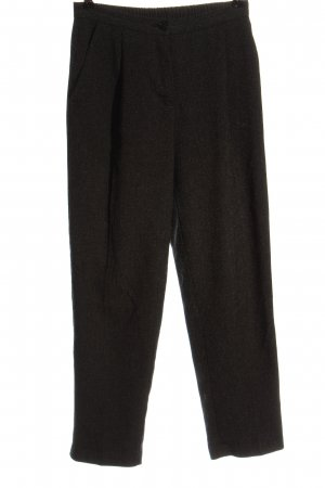 Monki Jersey Pants black flecked casual look