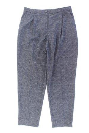 Monki Jersey Pants blue-neon blue-dark blue-azure polyester
