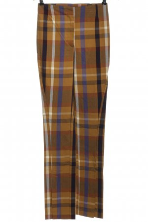 Monki Jersey Pants check pattern casual look