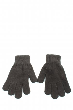 Monki Knitted Gloves black casual look