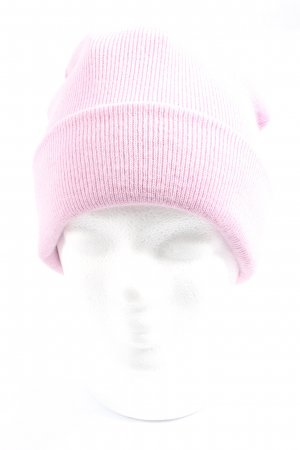 Monki Knitted Hat pink casual look