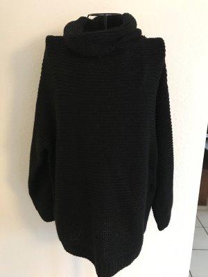Monki Maglione oversize nero