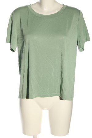 Monki T-Shirt khaki Casual-Look