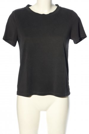 Monki T-Shirt rot Casual-Look