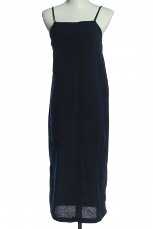 Monki Trägerkleid blau Elegant
