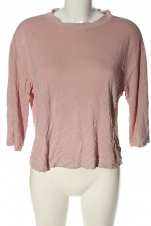 Monki T-Shirt pink Casual-Look