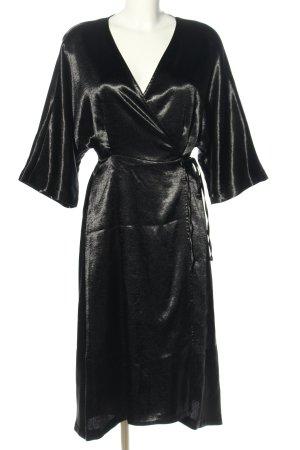 Monki Wraparound black elegant