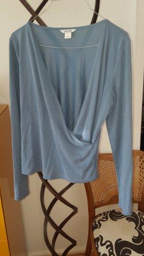 Monki Cache-coeur bleu pâle modal