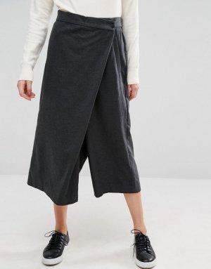 Monki Culottes grey