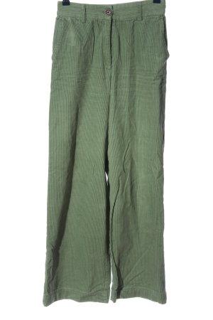 MONKL Corduroy Trousers khaki casual look