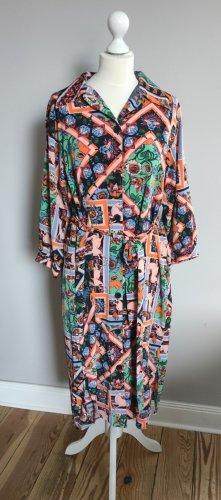 MONKL Shirtwaist dress multicolored