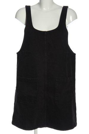 MONKL Denim Dress black casual look