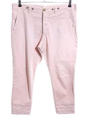 Monocrom Slim Jeans pink Casual-Look