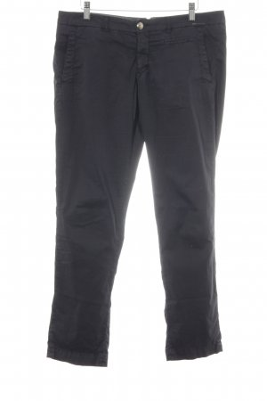 Monocrom Stoffhose anthrazit Casual-Look