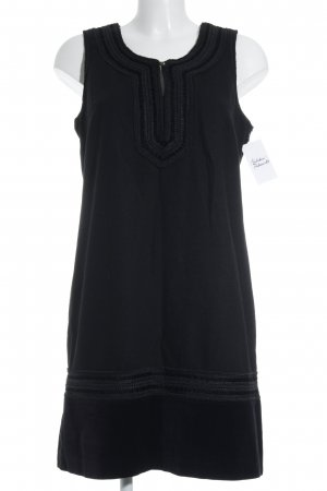 Monsoon A-Linien Kleid schwarz Elegant