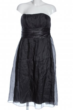 Monsoon Evening Dress light grey elegant