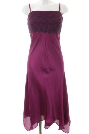 Monsoon Abendkleid violett Elegant