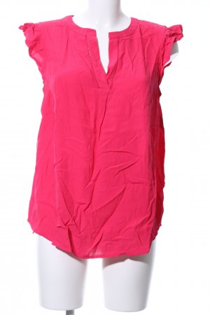 Monsoon ärmellose Bluse pink Casual-Look