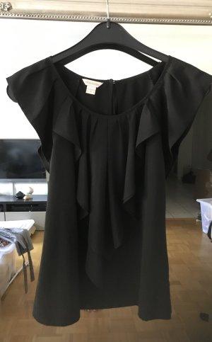 Monsoon Sleeveless Blouse black polyester
