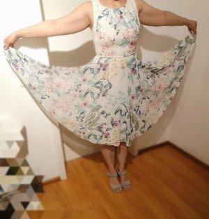 Monsoon, Floral dress, Sommerkleid, Midikleid  M 40 EUR 12 UK