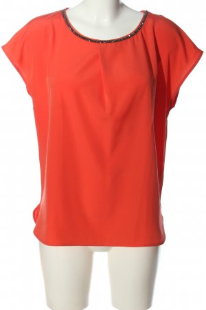 Monsoon Short Sleeved Blouse light orange casual look
