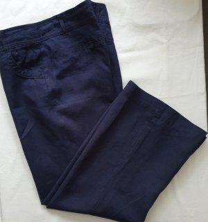 Monsoon Marlene Trousers dark blue
