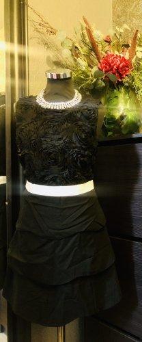 Monsoon Cocktail Dress black-white