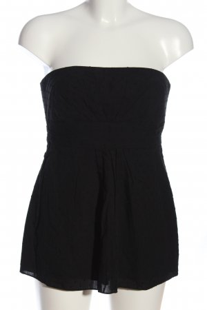 Monsoon Off-The-Shoulder Top black casual look