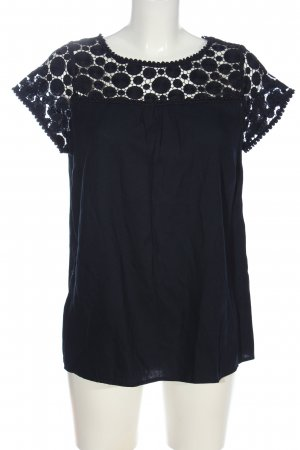 Monsoon Lace Blouse black casual look