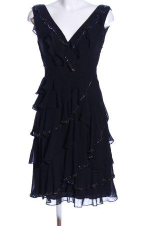 Monsoon Trägerkleid schwarz Elegant