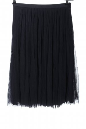Monsoon Tulle Skirt blue casual look