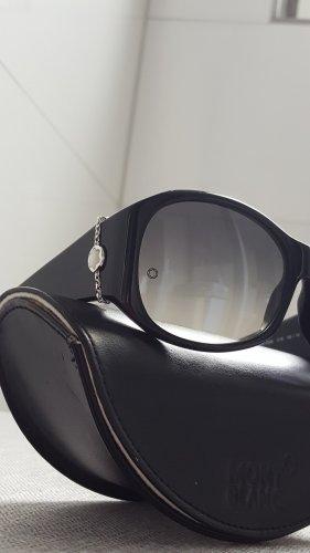 Montblanc Oval Sunglasses multicolored
