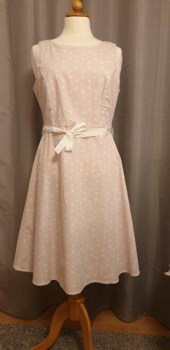 Montage Kleid Cocktailkleid Sommerkleid 38 rosa rose